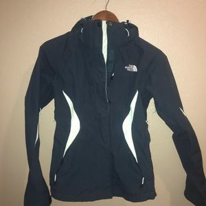 North Face 3 in 1 Boundary Triclimate Jacket